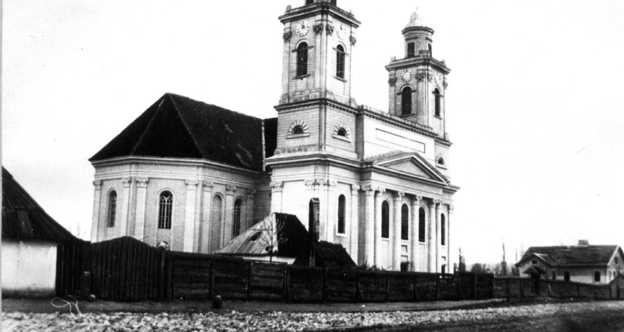 Templomunk felszentelésének 170. évfordulója
